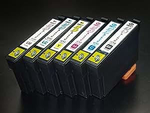 プリンタス エプソン IC50専用 強力 目詰まり洗浄カートリッジ 6色用セット