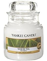 YANKEE CANDLE(ヤンキーキャンドル) YANKEE CANDLE ジャーS 「ホワイトティー」(K00305277)
