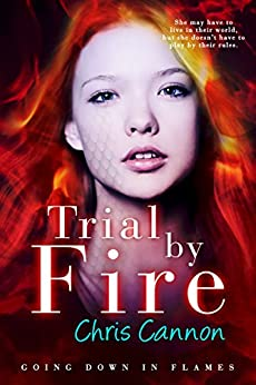 Trial By Fire (Going Down in Flames Book 3) by [Cannon, Chris]