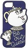 [ヨーイ] 【YOOY】DisneyシリコンiPhoneケース ダンボ マリー オズワルド レディ プーさん ポット夫人とチップくん 101匹わんちゃん iPhone8 / 7 / 6S / 6対応 YY-D021