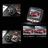 ドライブレコーダー 2.31インチ 170度広角 1300万画素 Gセンサー搭載 Full HD 駐車監視機能 衝撃録画 常時録画 日本語付きの小型カメラ