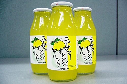 JA静岡経済連 ニューサマーオレンジドリンク(JA伊豆太陽)180ml×10本