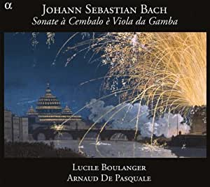 J.S. Bach: Viola Da Gamba Sonatas