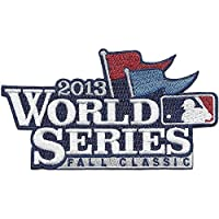 MLB 2013ワールドシリーズロゴパッチ / 2013 World Series Logo Patch