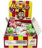 山中製菓 りんごあめ 1本×20本