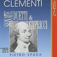 Complete Sonatas Duets & Caprices 3 by PIETRO SPADA (1996-12-17)