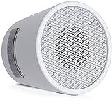 TDK Life on Record Bluetoothモノラル ワイヤレススピーカー 安心の防水設計(IPX4準拠) TREK MINIシリーズ ホワイト  MBT0E8-WH
