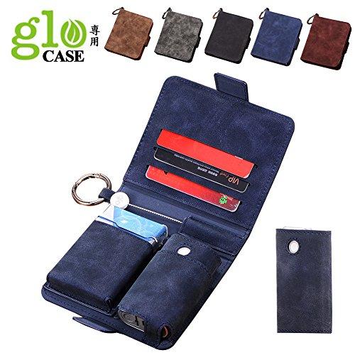 glo グロー ケース グロー 電子タバコ ケース 財布型 ...
