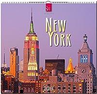 New York 2019: Mittelformat-Kalender