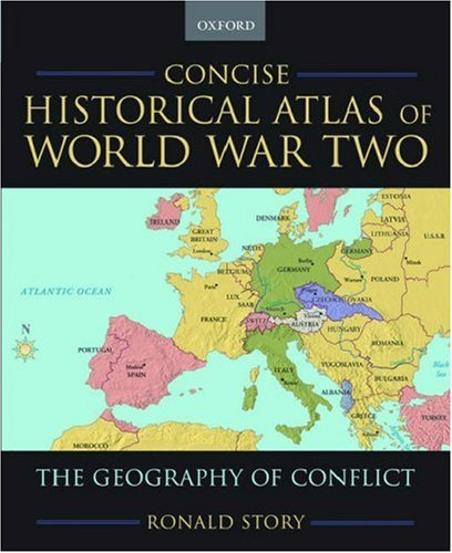Download Historical Atlas Of World War Two 0195182200
