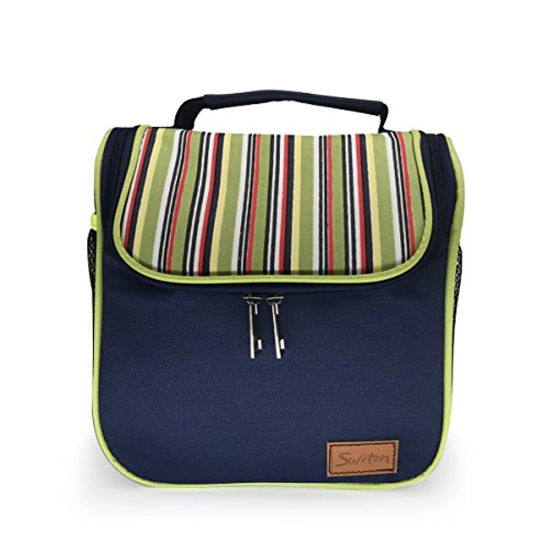 クーラーバッグ ピクニックバッグ ランチバッグ お弁当袋 トートバッグ 保温 保冷 バッグ ソフト 大容量 ショルダーベルト付き 手提げ 肩掛け
