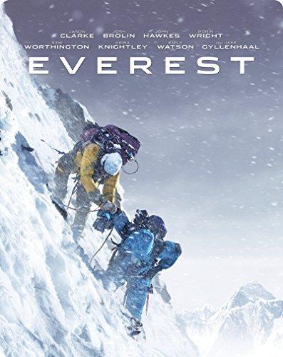 『【Amazon.co.jp限定】エベレスト スチール・ブック仕様 3Dブルーレイ+ブルーレイ [Blu-ray]』のトップ画像