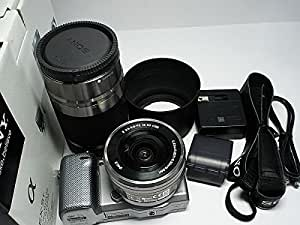 SONY ソニー デジタル一眼カメラ「NEX-5T」ダブルズームレンズキット(シルバー) NEX-5T NEX-5TY-S
