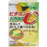 ビタミンC1200 2g×24袋 健康食品 ビタミン類 ビタミンC [並行輸入品]