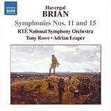 Symphonien 11 & 15