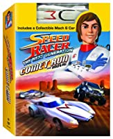 Speed Racer: Next Generation - Comet Run [DVD] [Import]