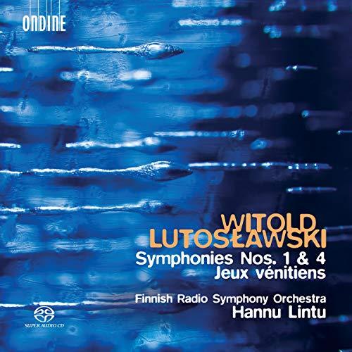 Symphonies Nos.1.. -Sacd-