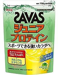 ザバス ジュニアプロテイン マスカット風味【50食分】 700g
