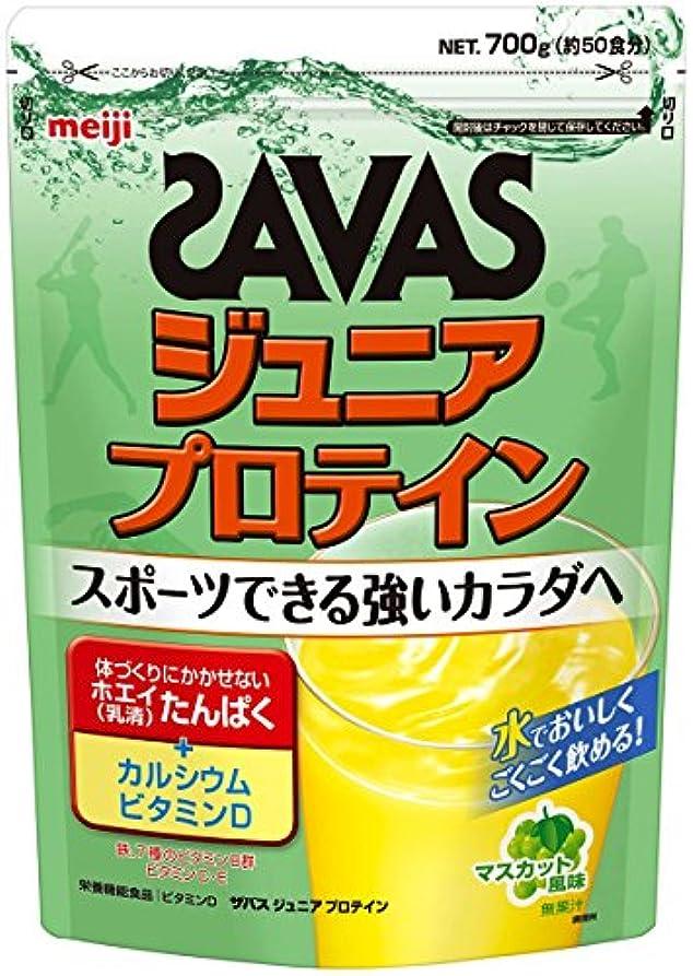 月曜日前文スキップザバス ジュニアプロテイン マスカット風味【50食分】 700g