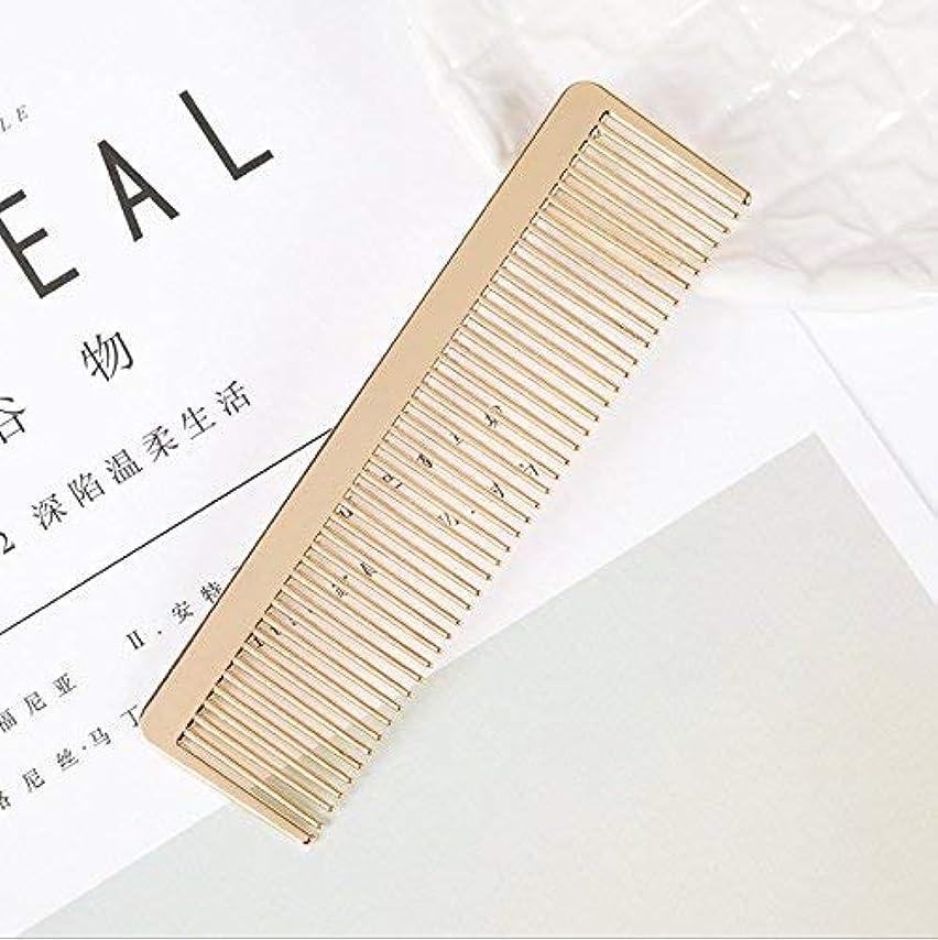 発疹お互い遷移Ann Lee Design Golden Hair Comb [並行輸入品]