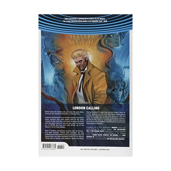 The Hellblazer Vol. 1: ...の紹介画像2