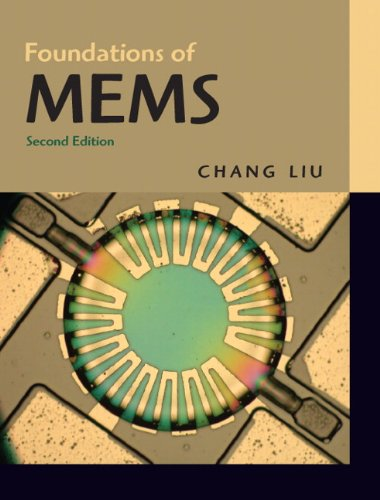 Download Foundations of MEMS 0132497360