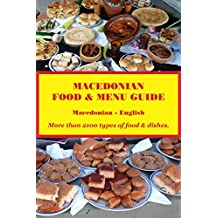 Macedonian Food & Menu Guide: Macedonian-English