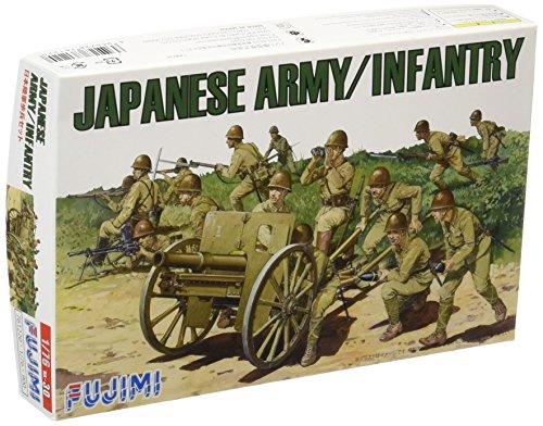 フジミ 1/76 日本陸軍歩兵  WAシリーズNo.30  WA-30