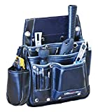582503 DTL-11-BK DBLTACT 本革腰袋 ブラック
