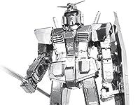 Gundam Metal Earth ICONX RX-78-2 Gundam Model Kit (製造元:Fascinations) [並行輸入品]