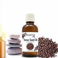Tomarseed Oil(Zanthozylum Armathum) Essential Oil 15 ml or .50 Fl Oz by Blooming Alley