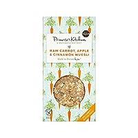 サクラソウキッチン生のニンジン、リンゴ&シナモン400グラム (Primrose's Kitchen) - Primroses Kitchen Raw Carrot, Apple & Cinnamon 400g