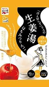 永谷園 「冷え知らず」さんの生姜湯はちみつりんご 2袋入×10個
