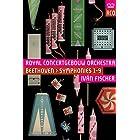 ベートーヴェン : 交響曲全集 (Beethoven : Symphonies Nos.1-9 / Royal Concertgebouw Orchestra | Ivan Fischer) [3DVD] [輸入盤] [日本語帯・解説付]