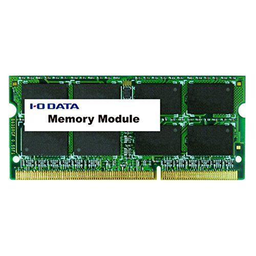 アイ・オー・データ機器 ノートパソコン用 メモリ DDR3L-1600 PC3L-12800 4GB×1枚 204Pin 5年保証 低消費電力 SDY1600L-H4G EC