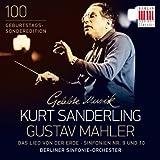 Symphonies 9 & 10 / Das Lied von der Erde (2013-01-08)