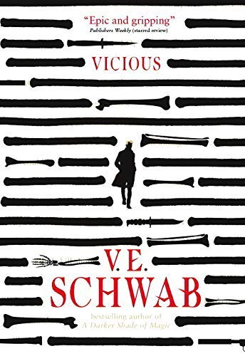 Vicious (The Villains Series)