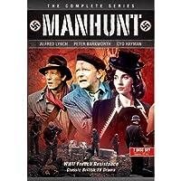 Manhunt: Complete Series [DVD] [Import]