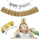 ZONGLIAN 風船 バルーン赤ちゃんの誕生日パーティークラフト紙フォトフレームプルフラグデコレーションレターバナー 結婚式 記念日 お祝い 誕生日 二次会 子供会 文化祭 母の日