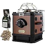 煙の出ない家庭用電動焙煎機 OTTIMO(オッティモ) コーヒービーンロースター J-150CR プロ厳選 コーヒー豆付き