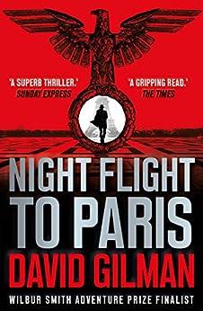 Night Flight to Paris by [Gilman, David]