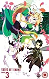 Sword Art Online Part 3 (Episodes 15-19) [DVD] by Haruka Tomatsu