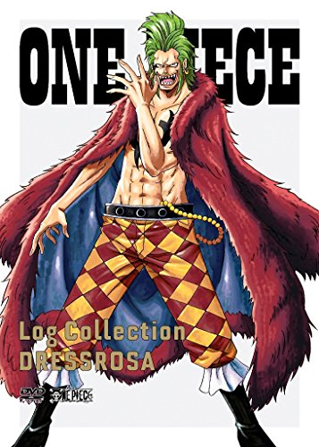 "ONE PIECE Log  Collection  ""DRESSROSA"" [DVD]"