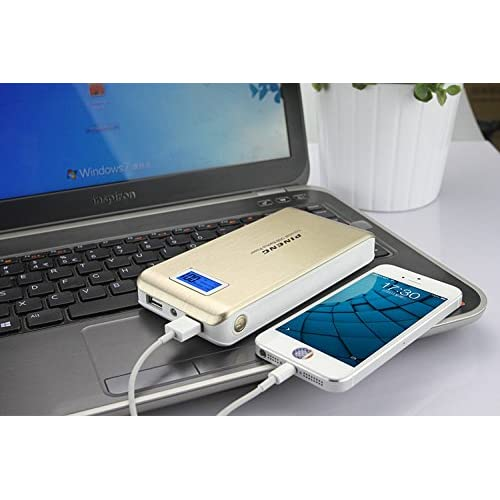 【VSTN】PN-929 モバイルバッテリー 15000mAh 大容量かつコンパクト147 x 72 x 23mm  iphone5/各種スマホ/タブレットPC/iPad等対応 マルチデバイス対応 For Covia SIM,au ARROWS Z FJL22, ARROWS Me F-11D, ARROWS X, AQUOS PHONE ZETA,SONY Xperia Z2, Xperia Z, Xperia E1, Xperia M,  xperia z3, z3 mini, z2 utral, Apple iphone 5,5s,4,4s, ASUS Tek Google Nexus 7, Disney Mobile on docomo,Nokia Lumia 630, DELL Streak Pro 101DL, apple ipone 6, 6s, iphone air, Samsung galaxy Note 4, Note 4 Neo, S5, s5 LTE-A, S5 prime, Galaxy F, J, S5 active etc (簡易説明書付き)(ゴールド)