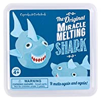 Two's Company 42814 Original Melting Shark In Gift Box Home Decor by Two's Company