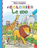 Le zoo (Doc imagier à colorier)
