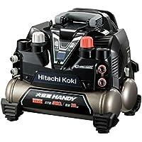 日立工機 釘打機用高圧エアコンプレッサー タンク容量8L タンク内圧45気圧 高圧/一般圧対応 EC1245H2(TN)セキュリティ機能なし