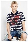 デシグアル(Desigual) Polo Springfield サイズ:XXL Tシャツ ポロ 2017 (並行輸入品)