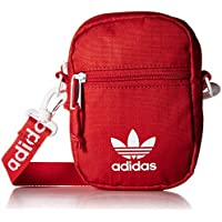 adidas Originals Festival Crossbody Bag, Unisex-Adult, Bag, CL2285, Red, One Size