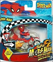 The Spectacular Spider-Man Animated Series: Super Motor Heroes - Spider-Man
